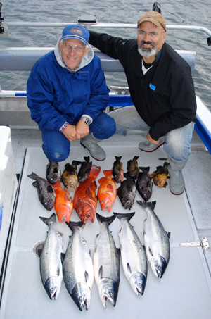 Southeast Alaska Fishing